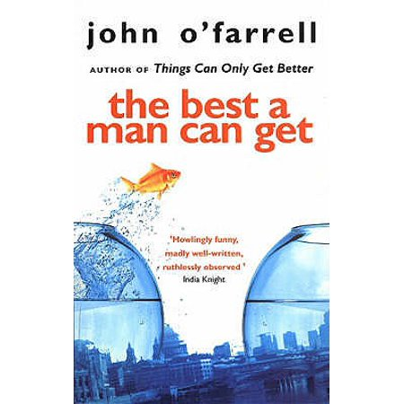 The Best A Man Can Get (Paperback)