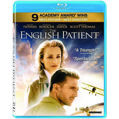 The English Patient (Blu-ray) (Widescreen)