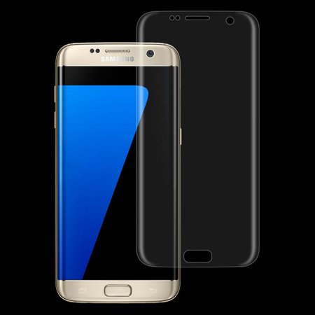 2-Pack Samsung Galaxy S7 Edge Temper Glass Screen Protector, [Full Screen Coverage] Clear - image 1 de 1