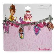Disney Fancy Nancy Metallic Charm Bracelets Girls Dress-Up Toys & Games (4 Pcs)