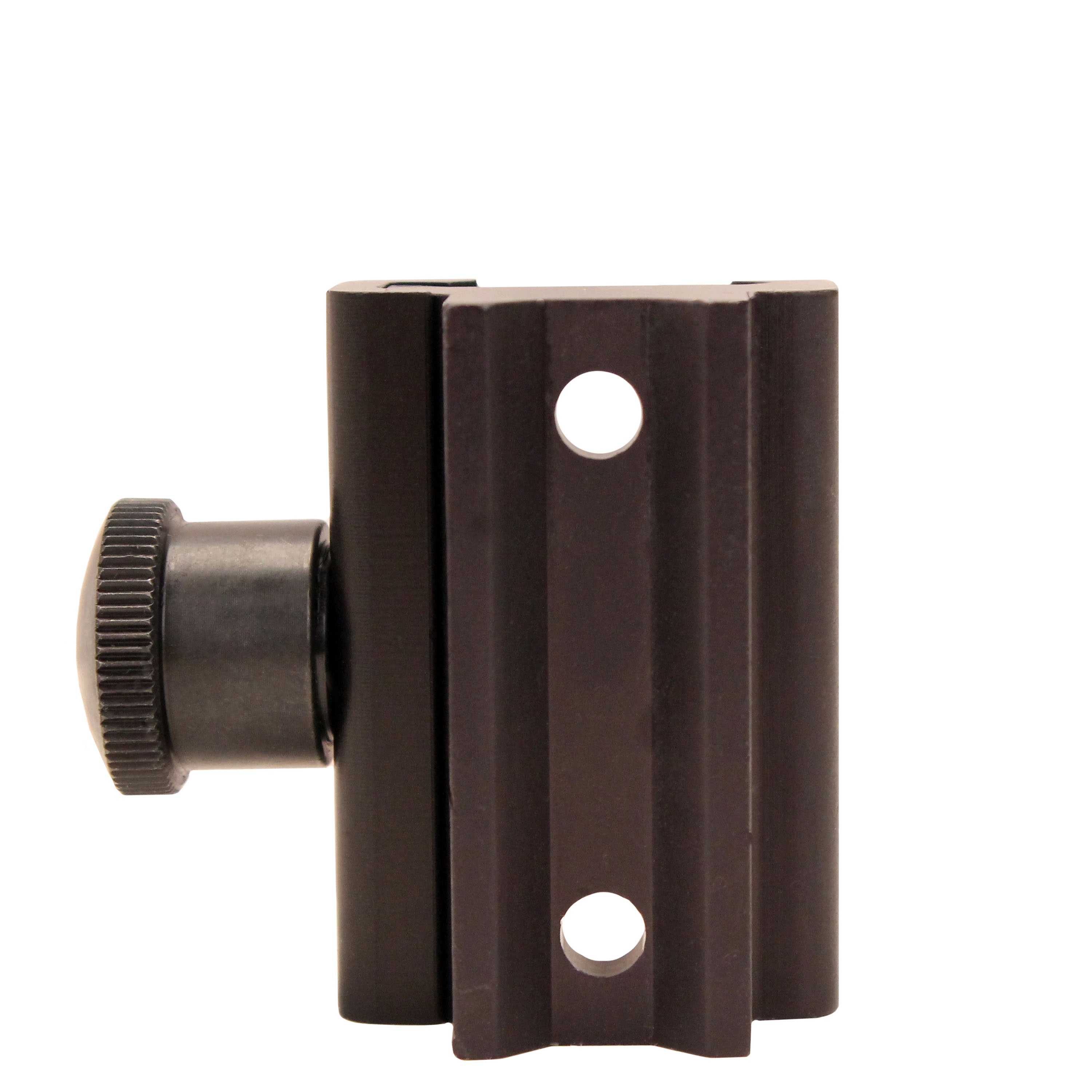 Trijicon Compact ACOG Mount High Weaver with Colt Knob for 1.5x16S 1.5x24 2x20 3x24 3x30 (Gen 2 Only), Black by Trijicon