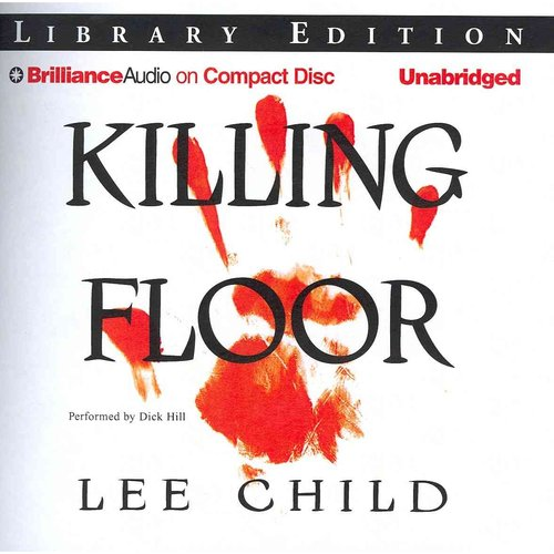 Killing Floor: Library Edition