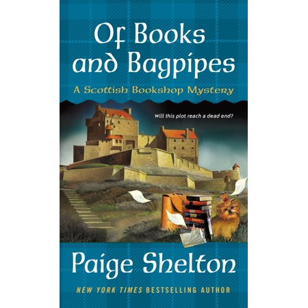 Of Books and Bagpipes : A Scottish Bookshop (Scottish Celtic Bagpipes)