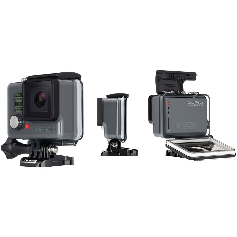 GoPro HERO+  Action Camcorder