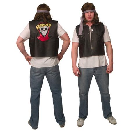 Warriors Rogues Deluxe Costume Adult - Male Warrior Costume