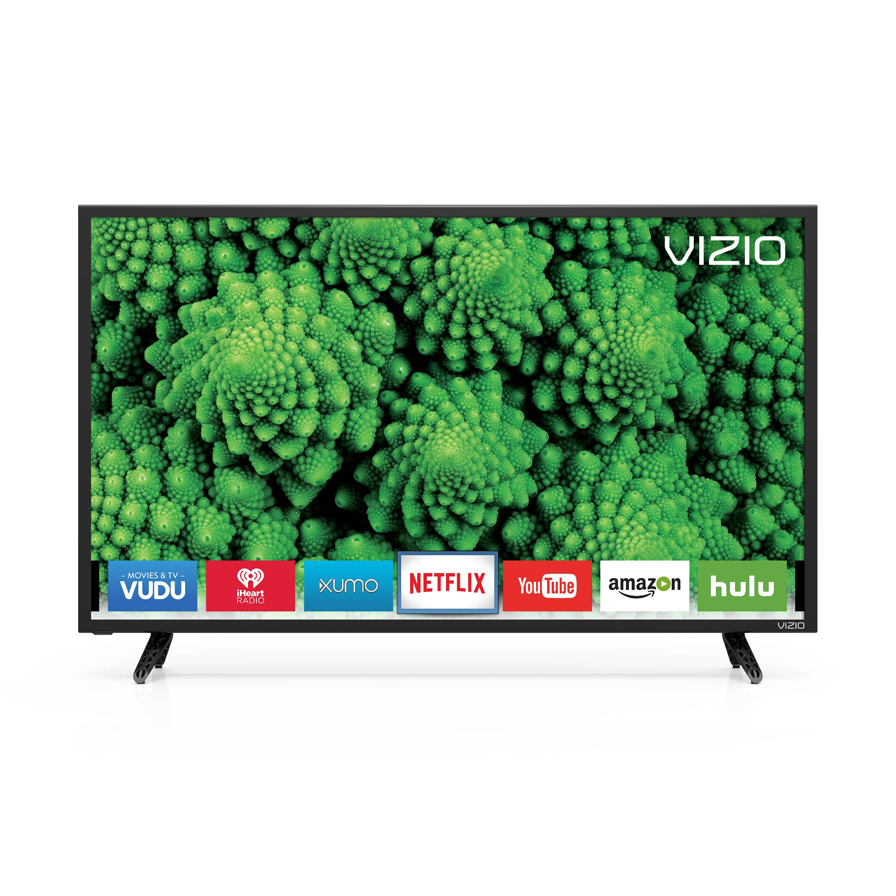 "VIZIO 32"" Class FHD (1080p) Smart LED TV (D32F-E1)"