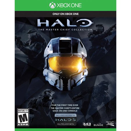 Microsoft Halo MasterChief Collection (Xbox - Master Chef Halo