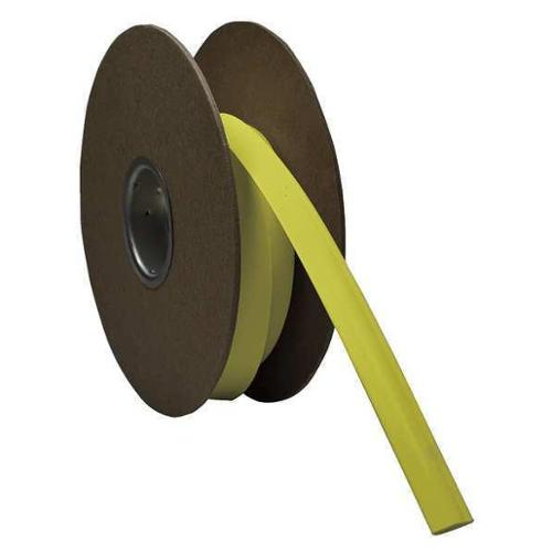 RAYCHEM CPGI-RNF-100-1-YO-25 Shrink Tubing, 1.000 In ID, Yellow, 25 ft