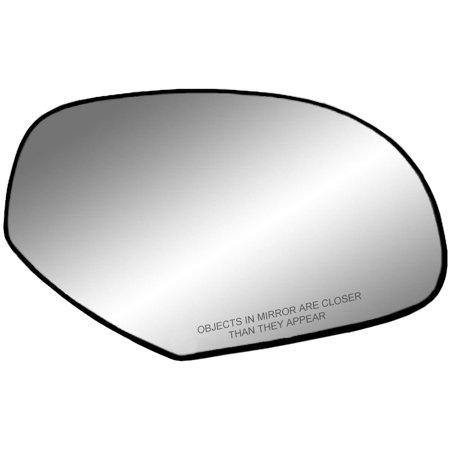 80205 Fit System 07 11 Toyota Camry Replacement Mirror Glass With