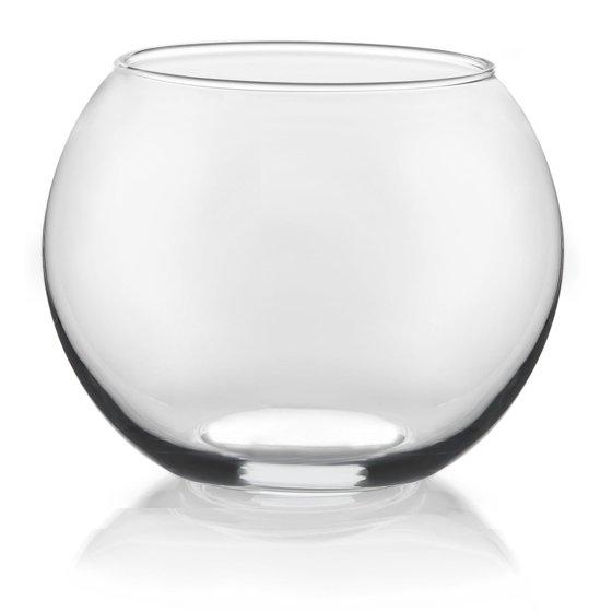 Libbey Bubble Ball Vase 8 Walmart