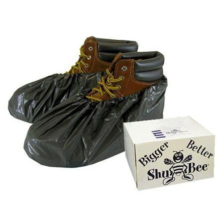 - ShuBee® Waterproof Shoe Covers - Black