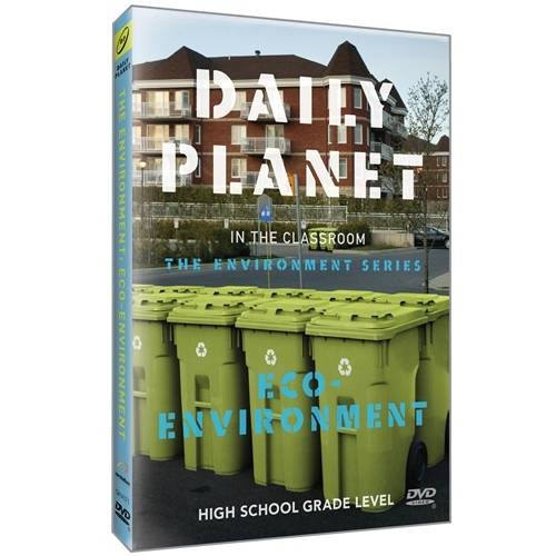 Daily Planet: Eco-Environment