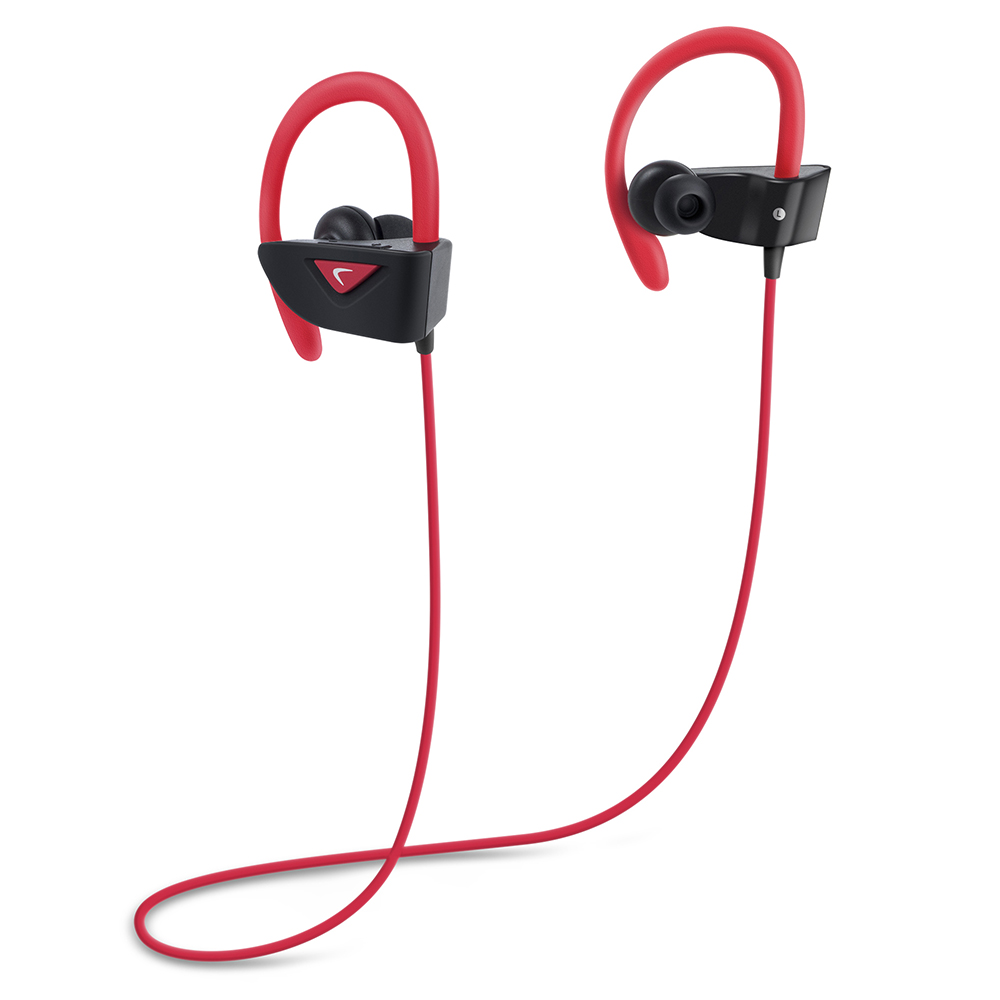 Photive PH-01 Bluetooth Headphones Best Wireless Sports Earphones with Microphone. Waterproof HD Stereo Sweatproof Earbuds for Gym Running Workout 6-Hour Battery Noise Cancelling Headsets