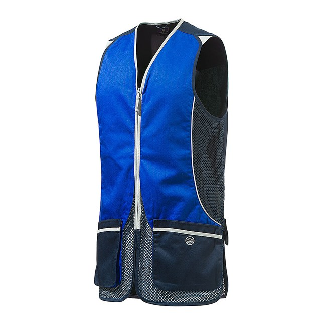 Factory Beretta Mens Sporting Clays Skeet Trap Shooting Vest - 3X Large