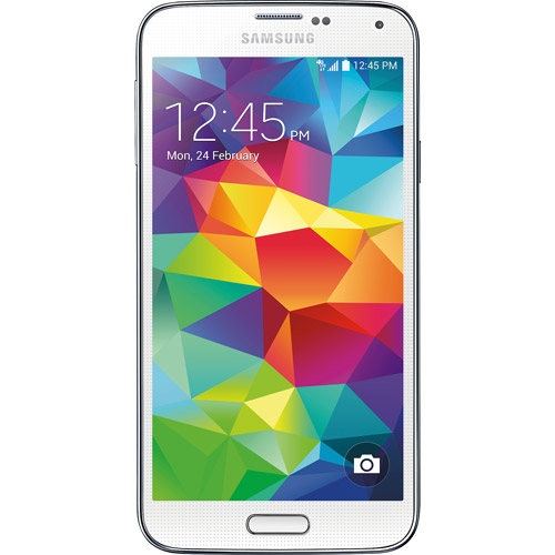 T-Mobile Samsung Galaxy S5 Prepaid Cell Phone