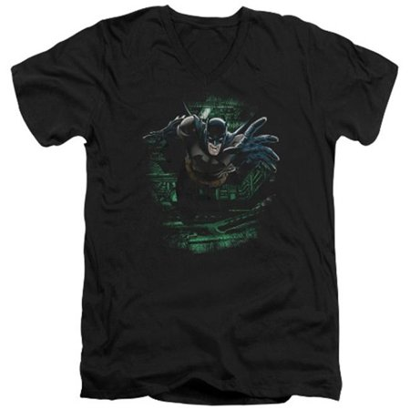 Batman-Surprise - Short Sleeve Adult 30-1 Tee - Black, Extra Large - image 1 of 1