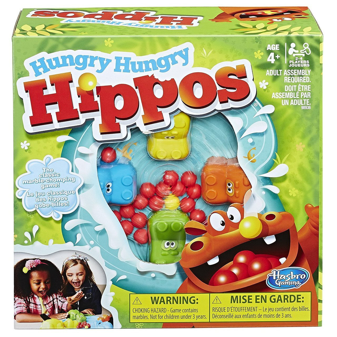Hasbro Gaming Hungry Hippos by