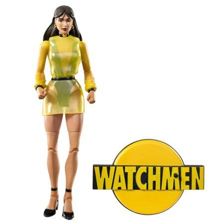 Watchman Silk Spectre II Figure, Silk Spectre Figure By Watchmen - Silk Spectre Watchmen