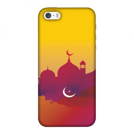 iPhone 5S Case, iPhone 5 Case - Places Of Worship 1,Hard Plastic Back Cover, Slim Profile Cute Printed Designer Snap on Case with Screen Cleaning (Best Place To Repair Iphone 5 Screen)