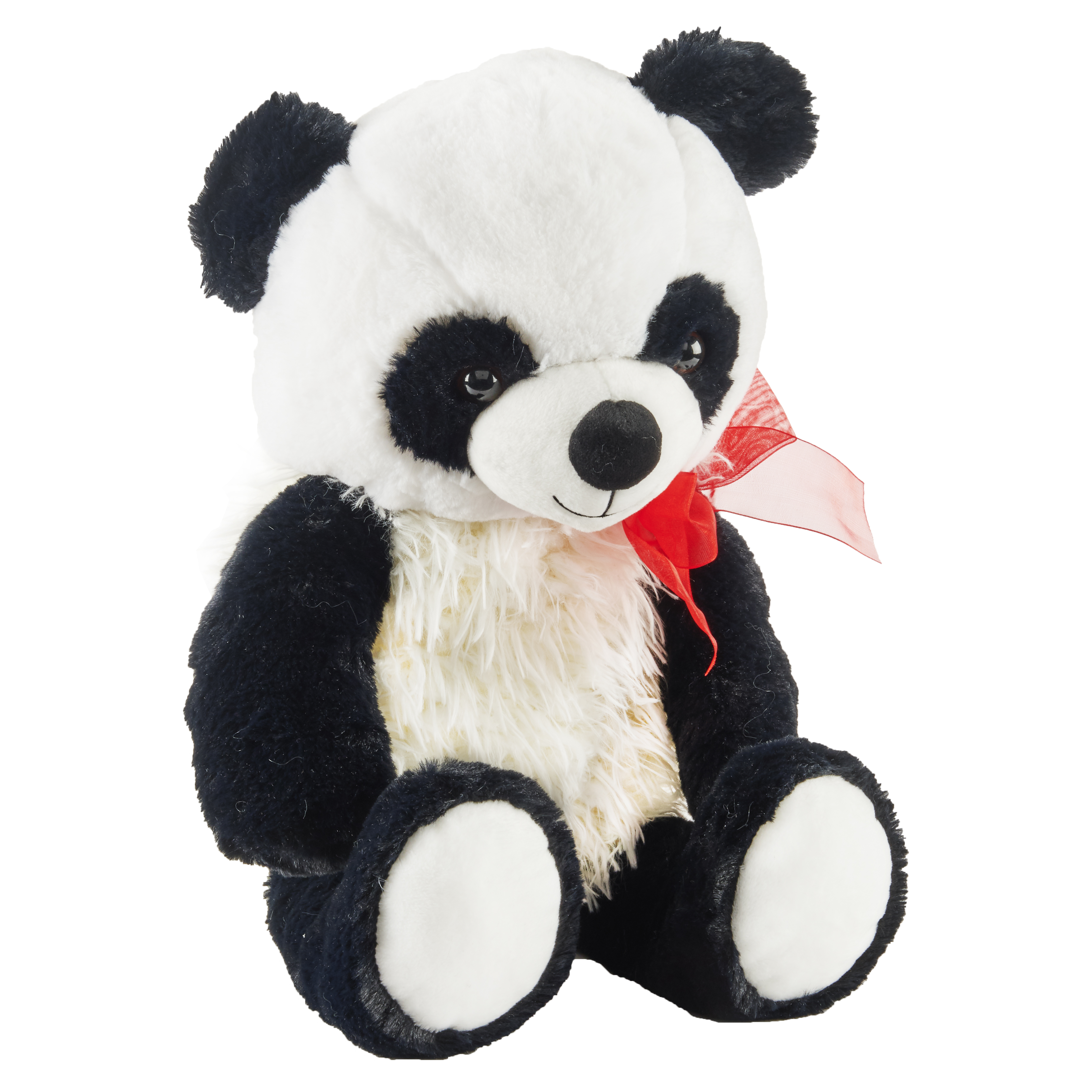 Way To Celebrate Valentine's Day Large Plush Panda