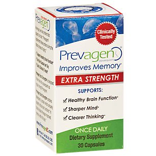 Prevagen Extra Strength By Quincy Bioscience   30 Capsules