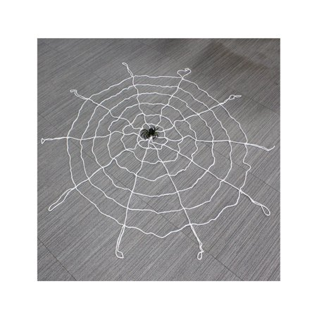 1.5M Giant Huge Halloween Spooky Spiders Webbing Web Decorations - Hue Halloween App