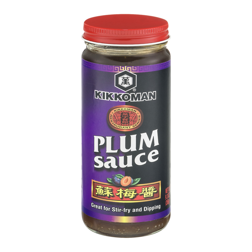 Kikkoman Plum Sauce, 9.3 OZ