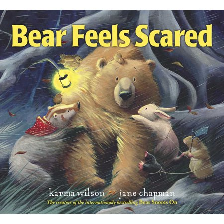 Bear Feels Scared (The Hairy Scare Of The Devil Bear)