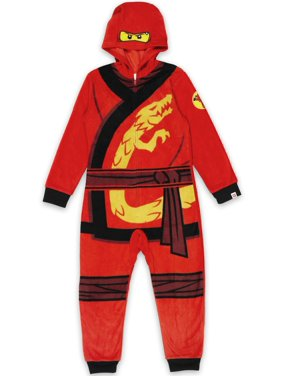 Lego Ninjago Union Suit Pajamas(Little Boys & Big Boys)