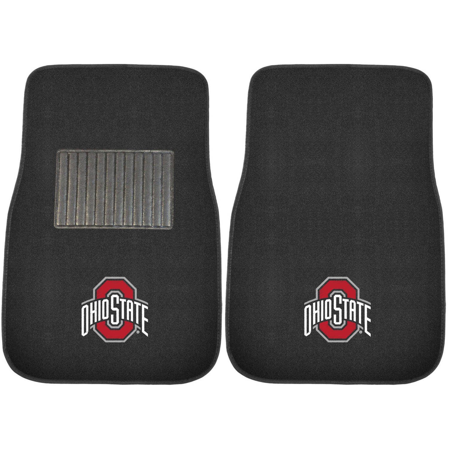 Ohio State University Embroidered Car Mats