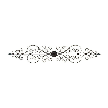 Metal Wall Plaque 44 Inches Wide ()