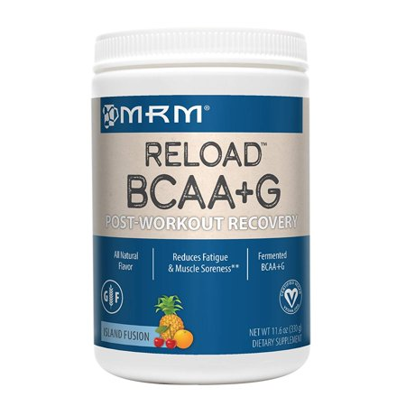 BCAA Reload™ Natural - Island Fusion, Reduce fatigue and muscle soreness & Maximize lean body mass gains & Support optimal body fat reduction & Tastes great with.., By