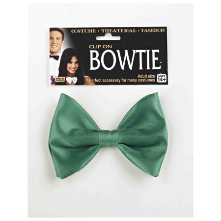 Green Bow Tie Halloween Costume Accessory
