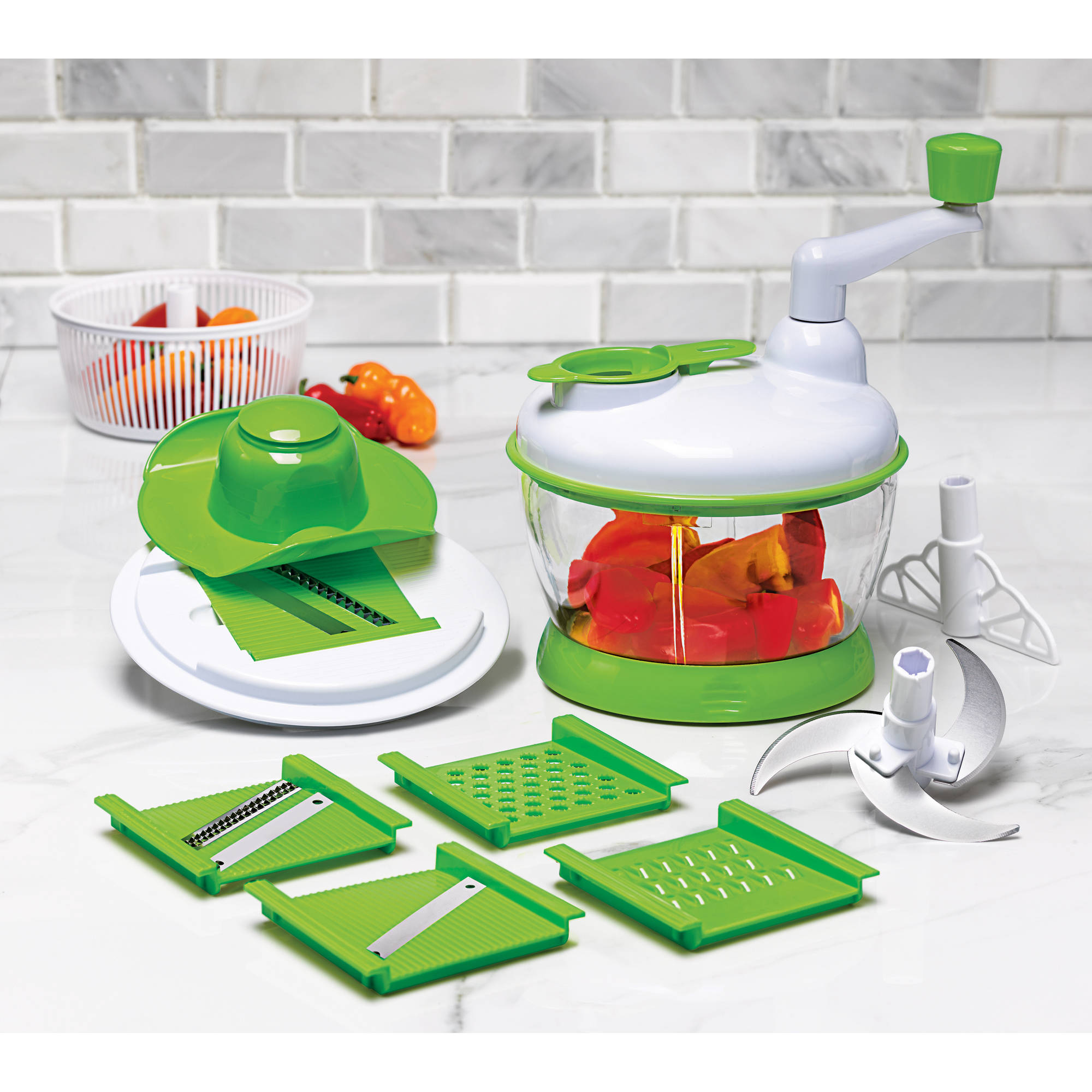 Cook Works by Art + Cook Super Slicer Set, 13 Piece