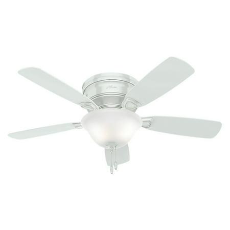 Hunter Low Profile 48 in. Indoor Ceiling Fan -