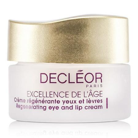 Decléor - Excellence De L'Age Régénérant Yeux et Lèvres Crème - 15 ml / 0,5 oz