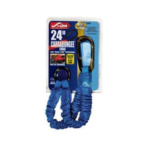 "S- line #SL148 24""BLU Carrabungee Cord Multi-Colored"