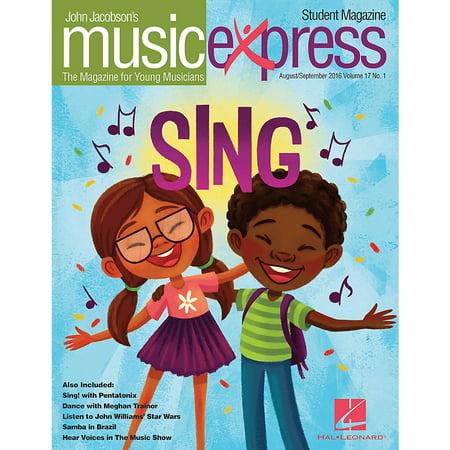 Hal Leonard Sing! Vol. 17 No. 1 (August/September 2016) Student 10Pk by Pentatonix Arranged by Emily Crocker - Pentatonix Sing Off Halloween
