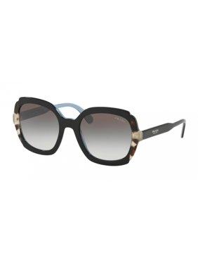 0ee77582796 Product Image Prada 16US Sunglasses KHR0A7 Black