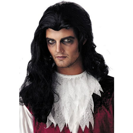 Vampire Nightmare Wig Adult Halloween Accessory (Vampire Wig)