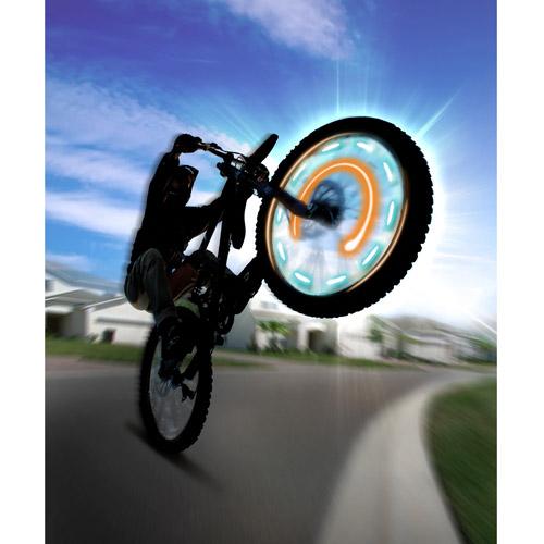 Fuze Gyro Flasher Bike Wheel Accessory