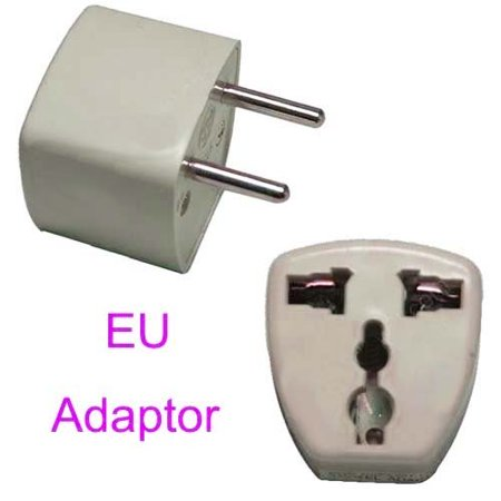 Universal Ac Travel Adapter - Universal US/UK/AU To EU Travel Power Outlet AC Plug Adapter Converter