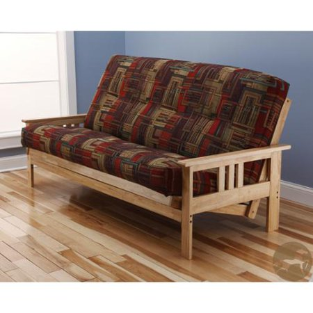 Christopher Knight Home Multi Flex Natural Wood Futon