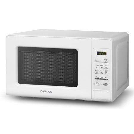 Daewoo Kor 760ew Countertop Microwave