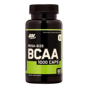 Optimum Nutrition BCAA 1000 Capsules, 60 Ct