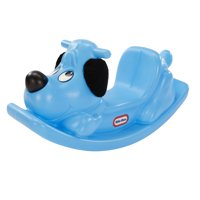 Little Tikes Rockin' Puppy- Blue for toddlers,Ages 1-3 Years Old