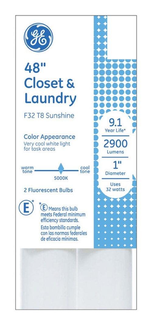 Bulb Fluor Sun 32w 2pk Pack of 24