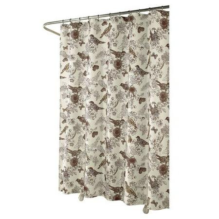 Mstyle Birdwatcher Shower Curtain