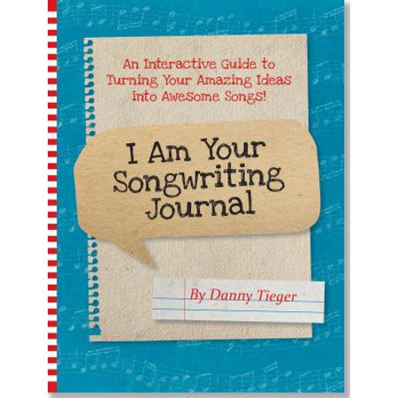 I Am Your Songwriting Journal : An Interactive Guide to Turning Your Amazing Ideas Into Awesome Songs! - Awesome Halloween Makeup Ideas