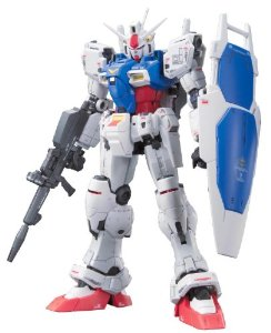 Bandai Hobby #12 Stardust Memory Gundam GP01 Zephyranthes RG 1 144 Model Kit by Bandai Hobby